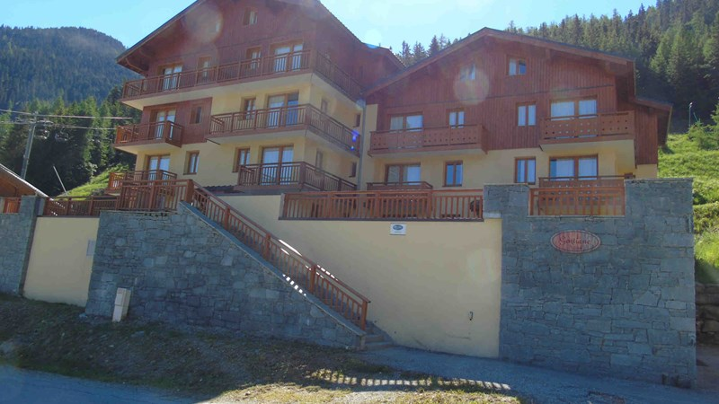Chalet Arrondaz lot:60074